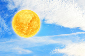 vitamin d - sonnenlicht