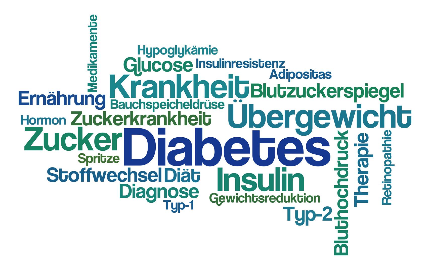 Chronische krankheiten diabetes